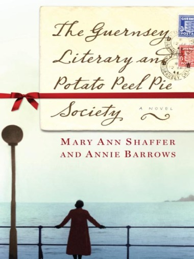 Image result for guernsey literary book cover